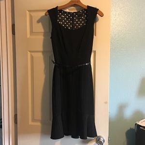 Black dress, White House Black Market. Size 4